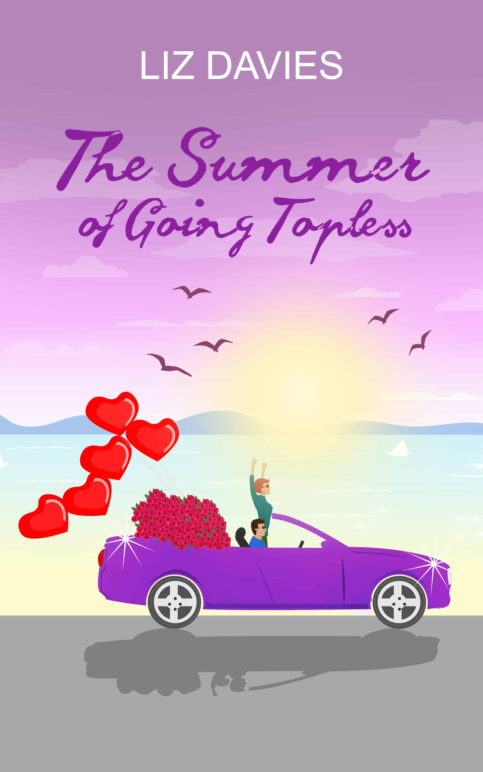 The Summer of Going Topless