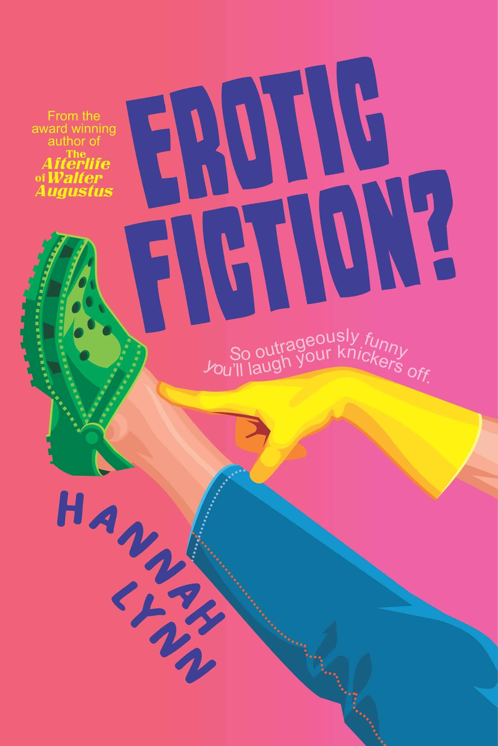Erotic Fiction?