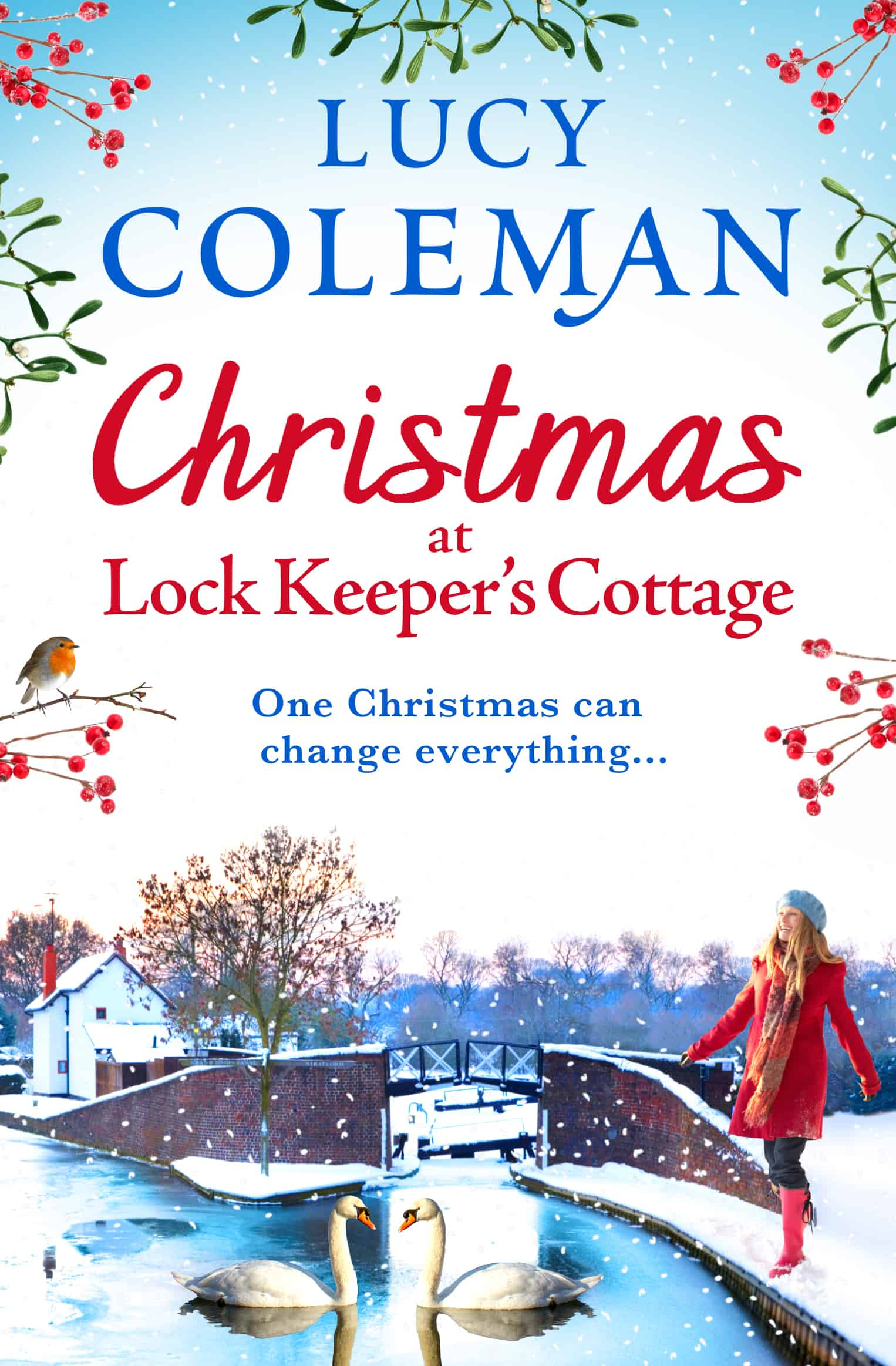 Christmas at Lock Keepers Cottage