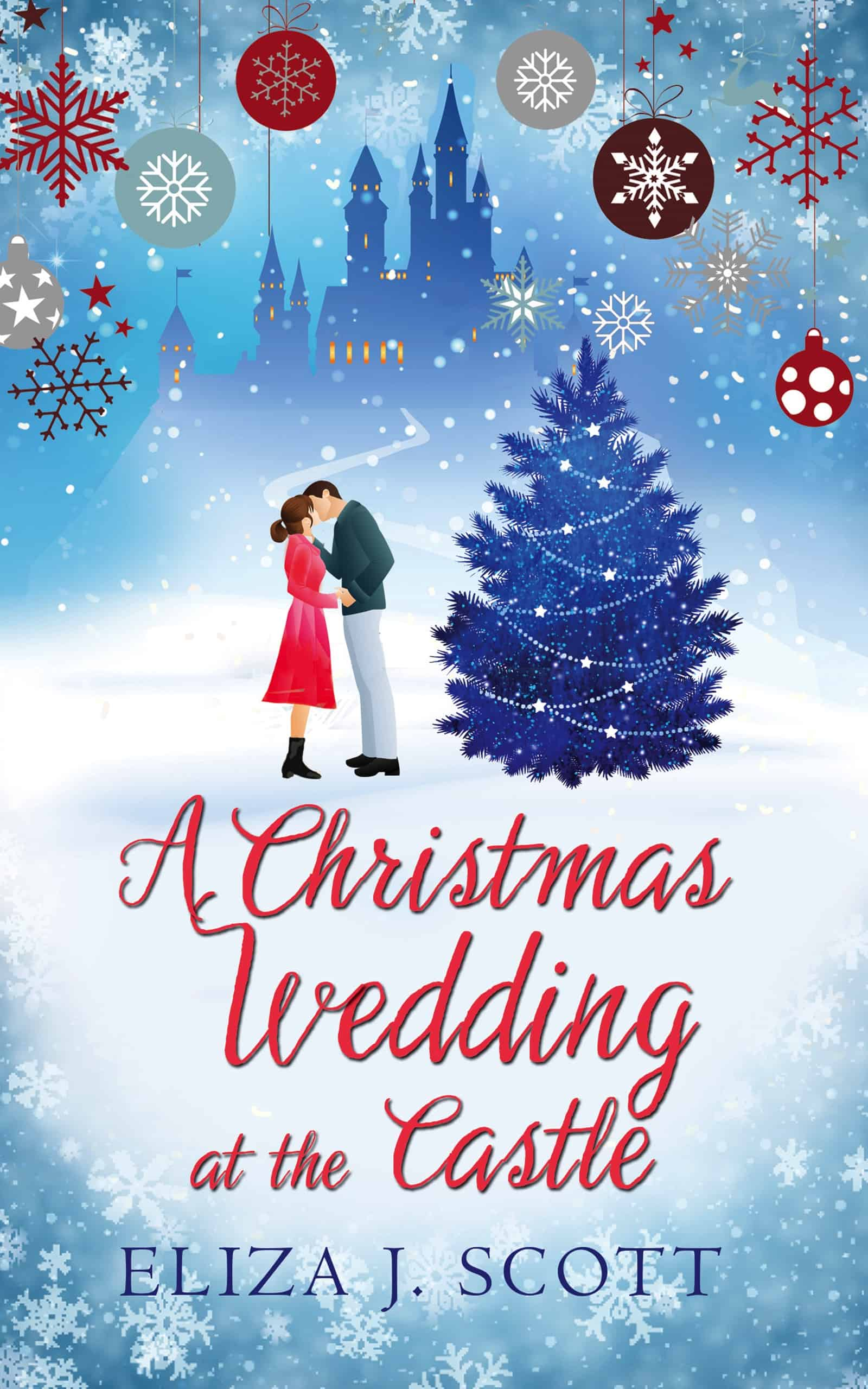 A Christmas Wedding at the Castle